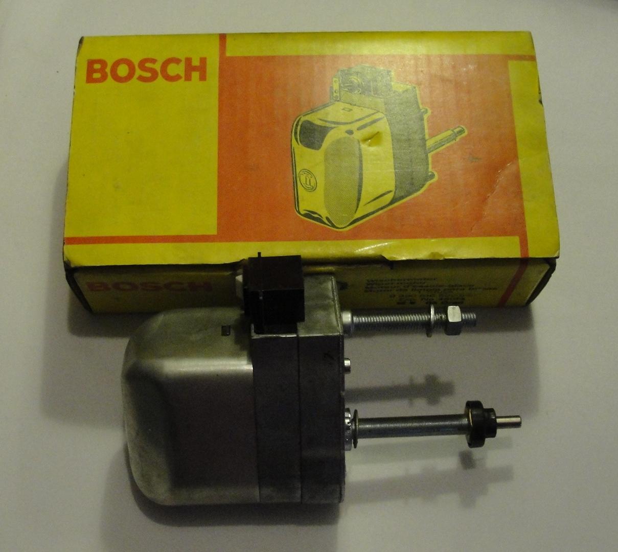 Bosch Wischermotor 0390616502 12V Wiper Motor Essuie-glace moteur Motor del limp