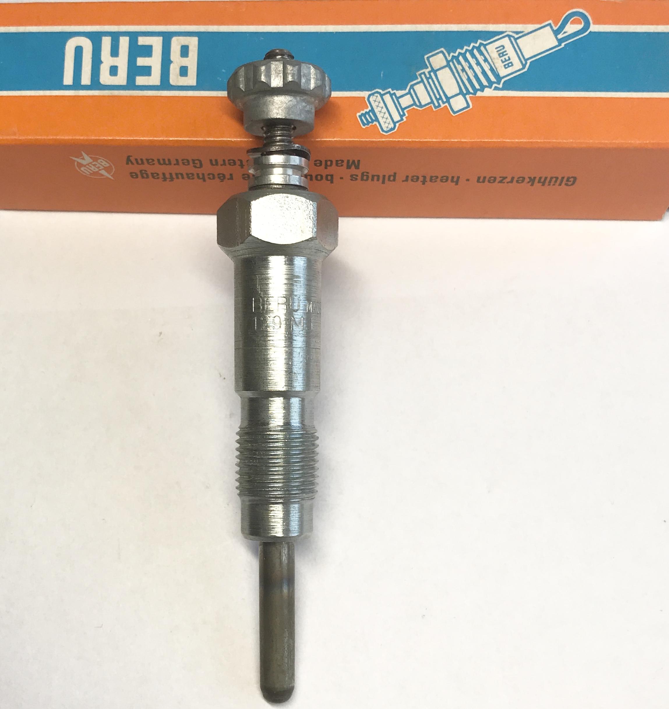 Beru 0100221203 Glühkerze 129MJ 9,5V heater plug bougie de réchauffage