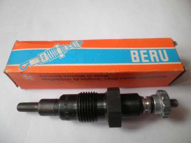 4x Beru Glühkerze 0100221304 197MJ glow plug Candeletta bougie de préchauffage