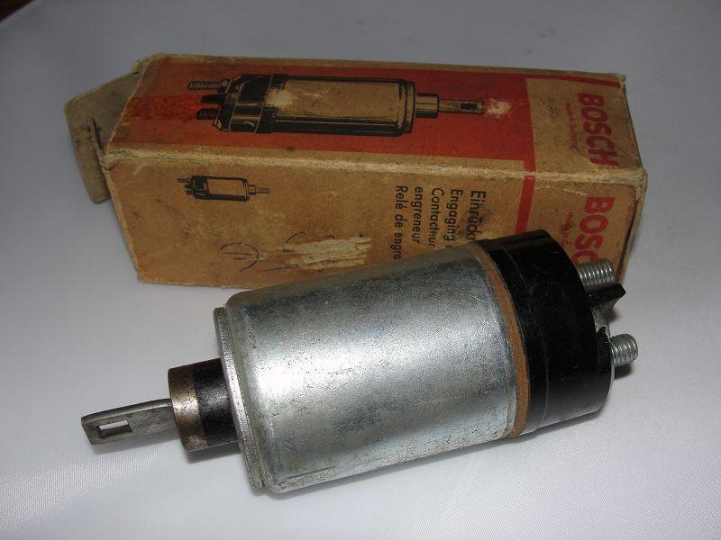Bosch Magnetschalter 0331302004 6V contactor commutateur interruptor