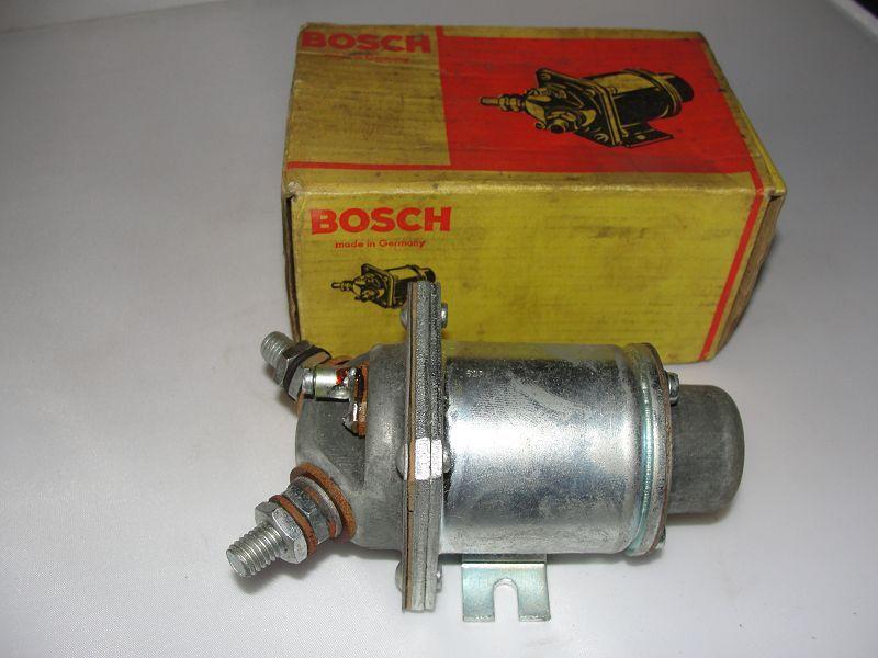 Bosch 0333006004 Relais Starter SSM120L21Z Relay Relé Schließerrelais 1312040
