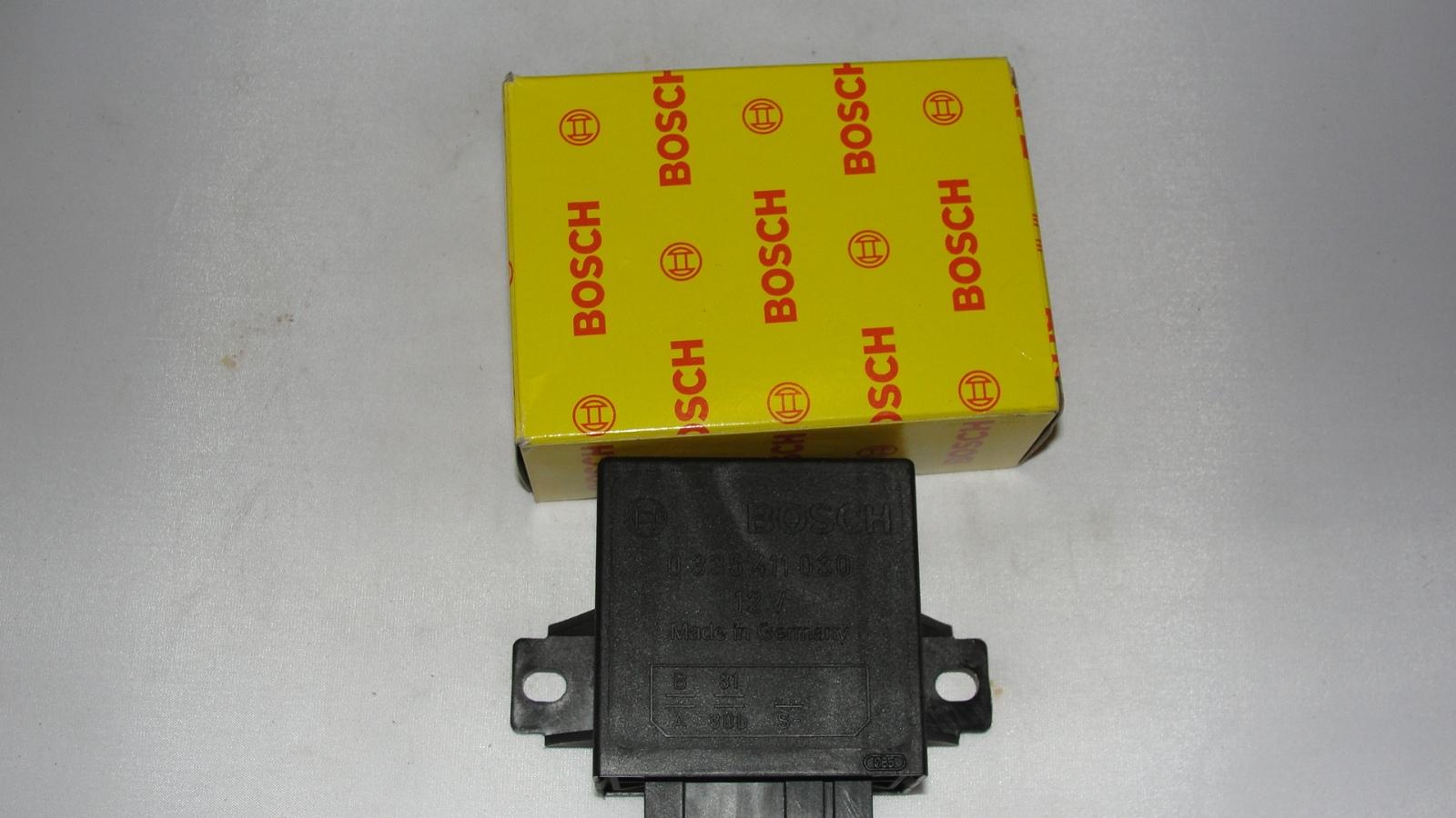 Bosch Alarmanlage 0335411030  Steuergerät alarm relay relé relais