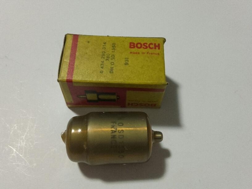 Bosch Einspritzdüse 0434290014 DN0SD1550 Injector Iniettore Injekteur