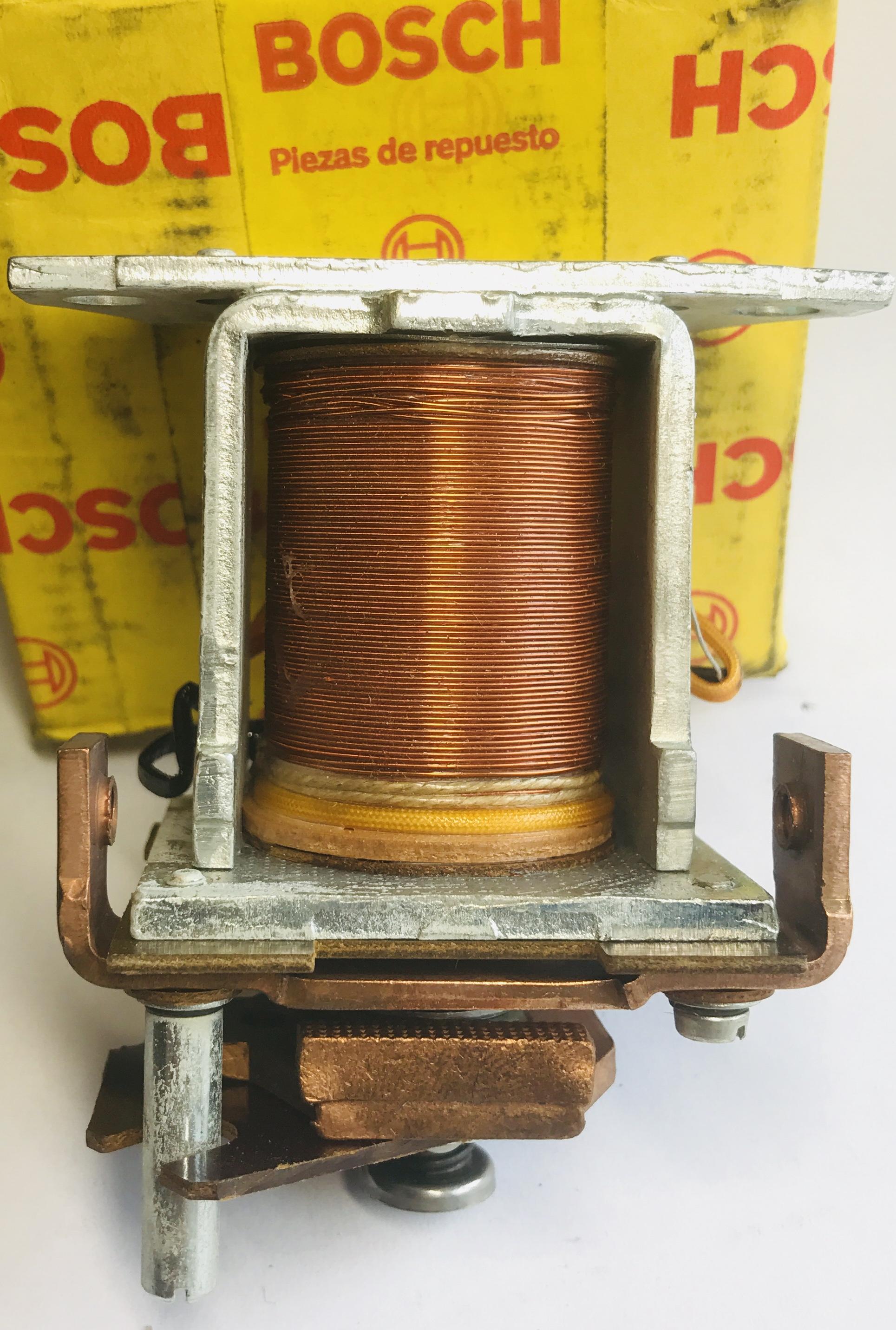 Bosch 0333007002 Relais SHSM6E50Z 2,3A 24V electromagnetic relay le relais