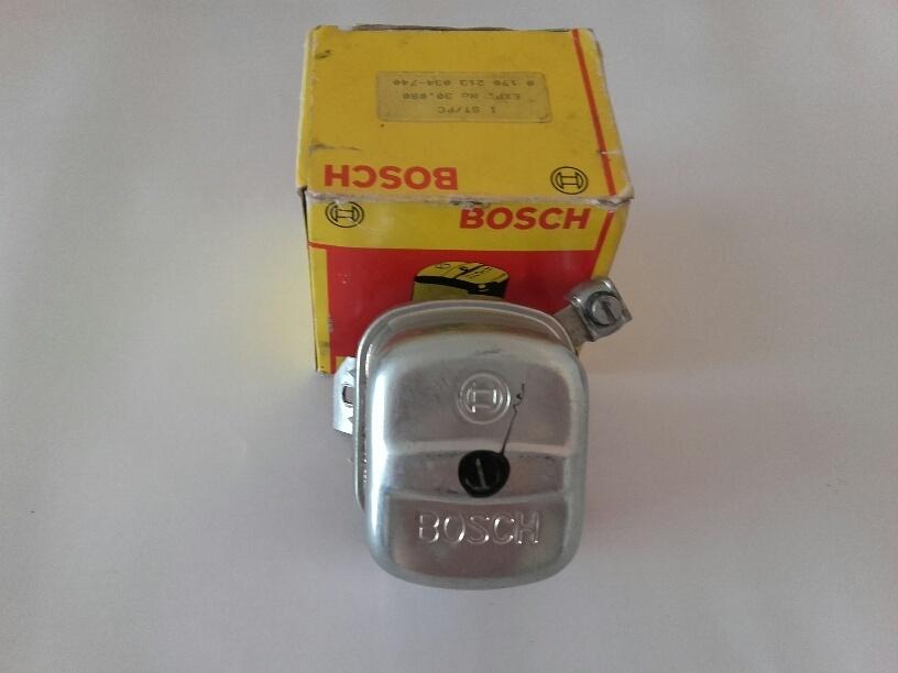Bosch Lichtmaschinenregler 0190213034 Alternator regulator TA 7V 23A Regler