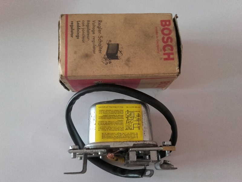 Bosch Lichtmaschinenregler 0190350051 VA7V 50A alternators regulator