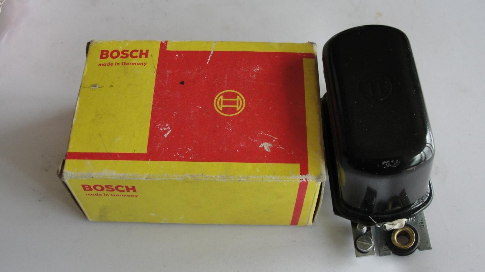 Bosch Lichtmaschinenregler 0190206004 ZAB 7 Volt 15A Alternator regulator Regler