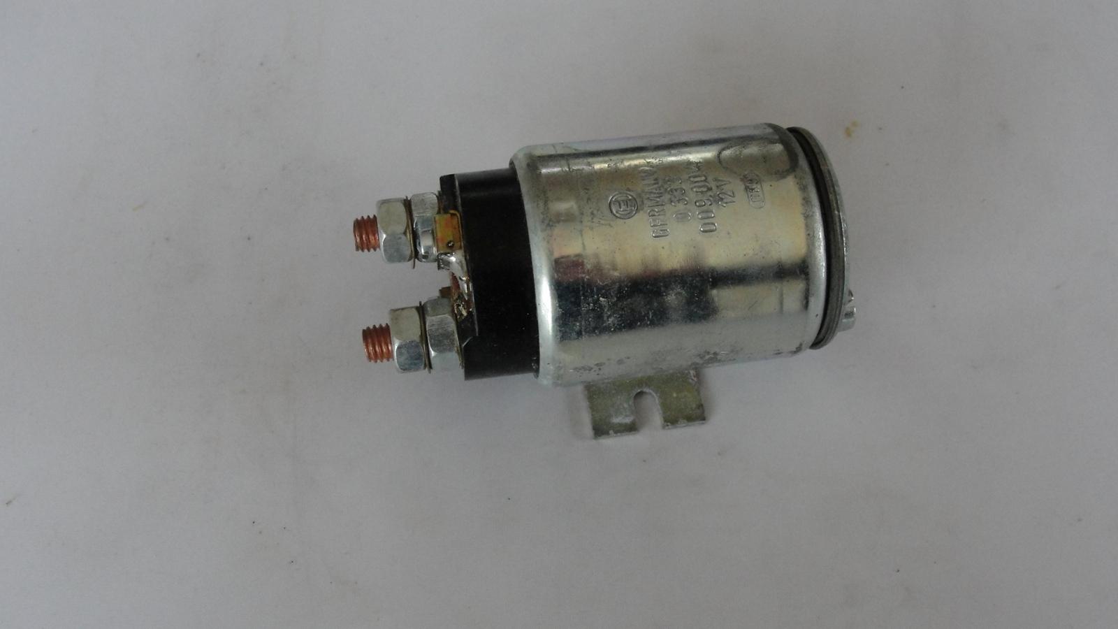 Bosch Relais  0333009004 12Volt 150A  Relay start inhibit  Relay Relé Relais
