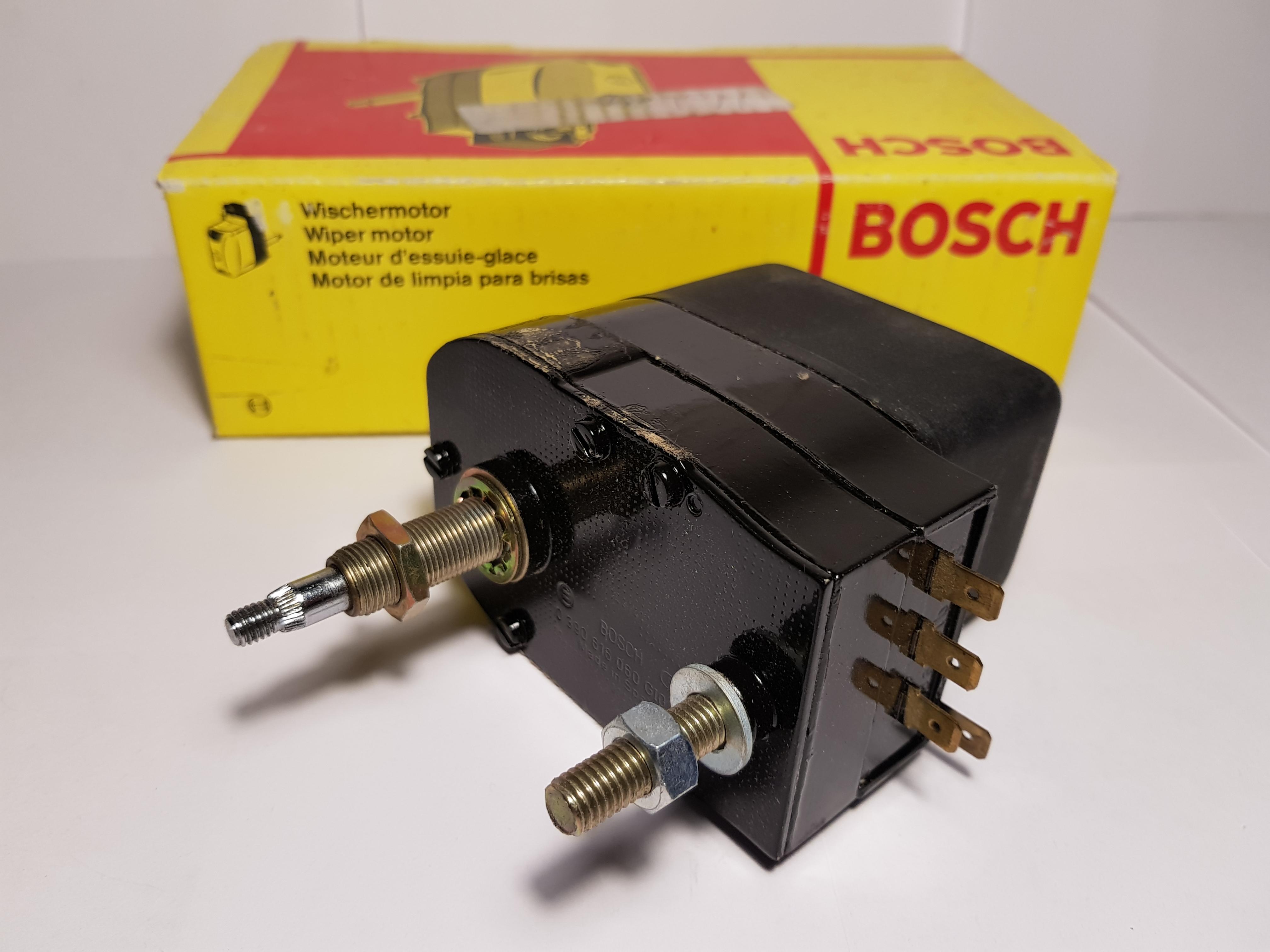 Bosch 0390616060 Wischermotor Vorne Wiper Motor Front L'essuie-glace Moteur