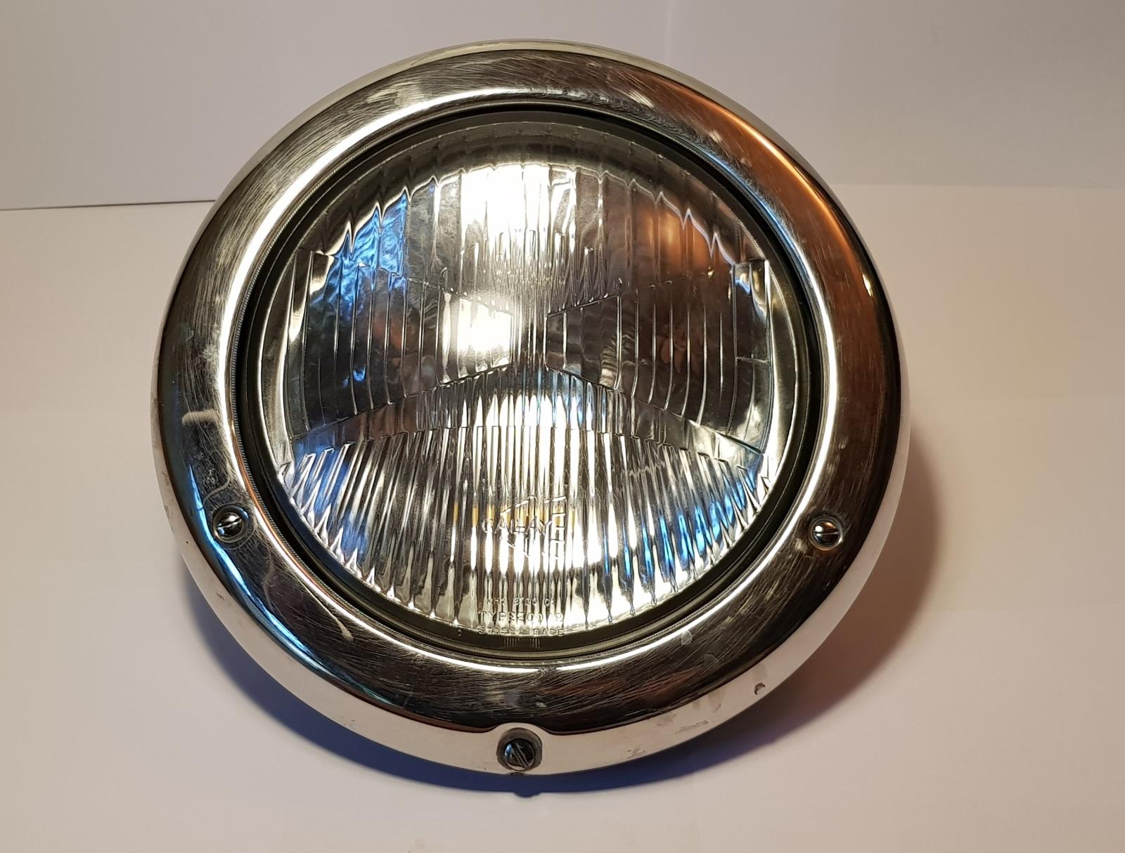 Gallay 372001 Hauptscheinwerfer Scheinwerfer CH1 Type 200AR Headlight Projecteur