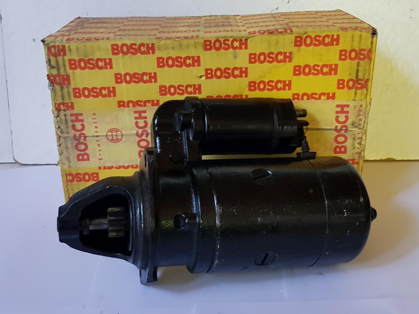 Bosch Anlasser Starter AL/EEF0,5/6R16 6V Demarreur Arranque