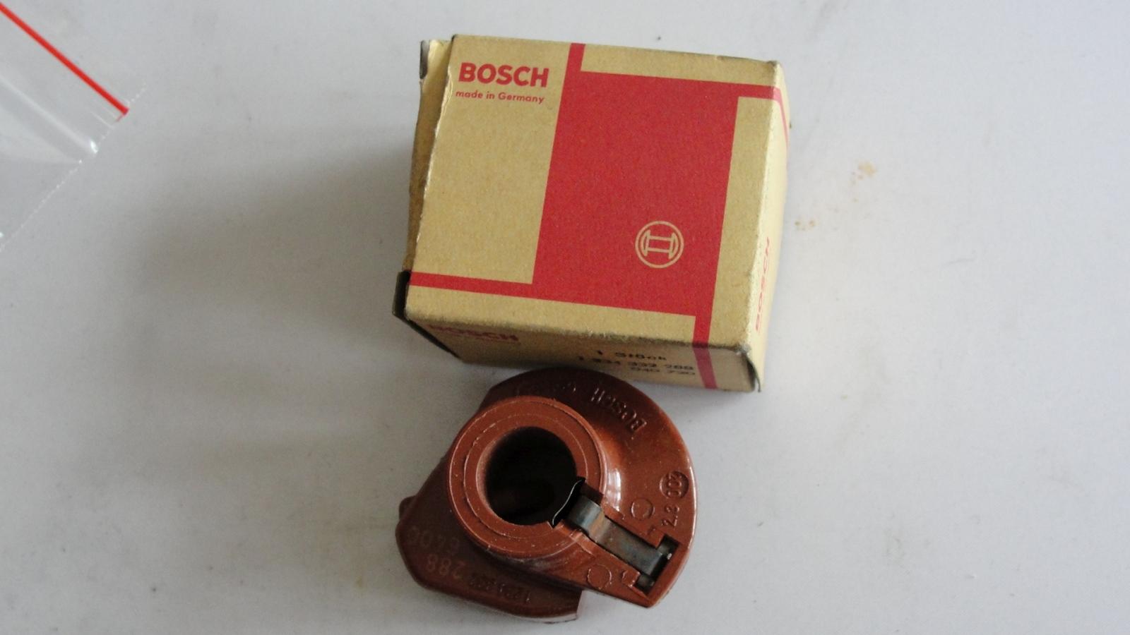 Bosch Zündverteilerläufer  1234332288 Rotor distributor distributeur distribuido