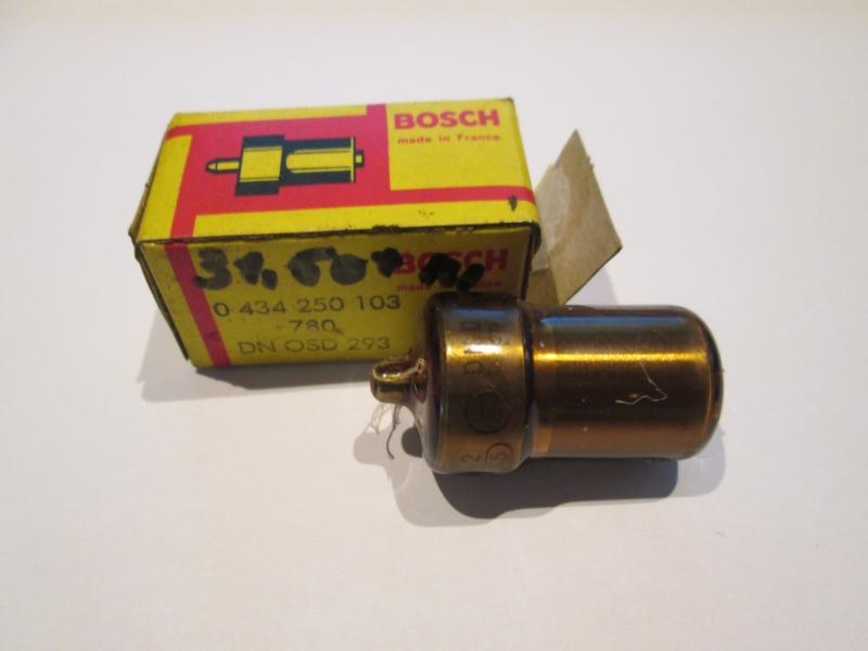 Bosch Einspritzdüse 0434250103 DN0SD293  Injektor Iniettore Injekteur