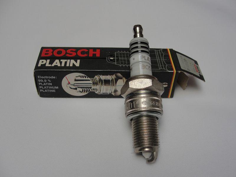 Bosch Zündkerze W5DP Platin Spark Plug Bougie Candela Bujía Tennpluggen