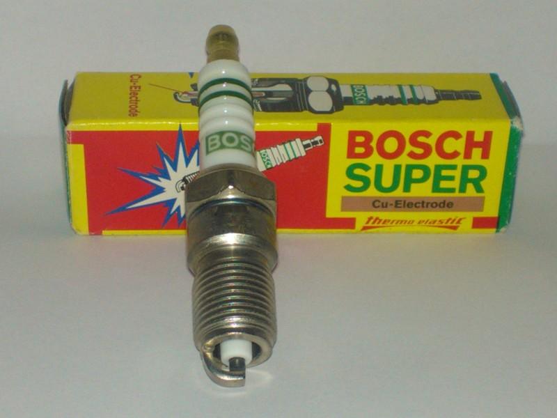 Bosch Zündkerze H8DC0 Super Spark Plug Bougie Candela Bujía Tennplugge