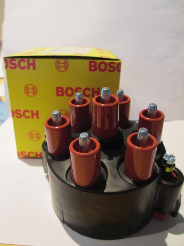 Bosch Verteilerkappe 1235522329 Zündverteilerkappe Distributor Cap