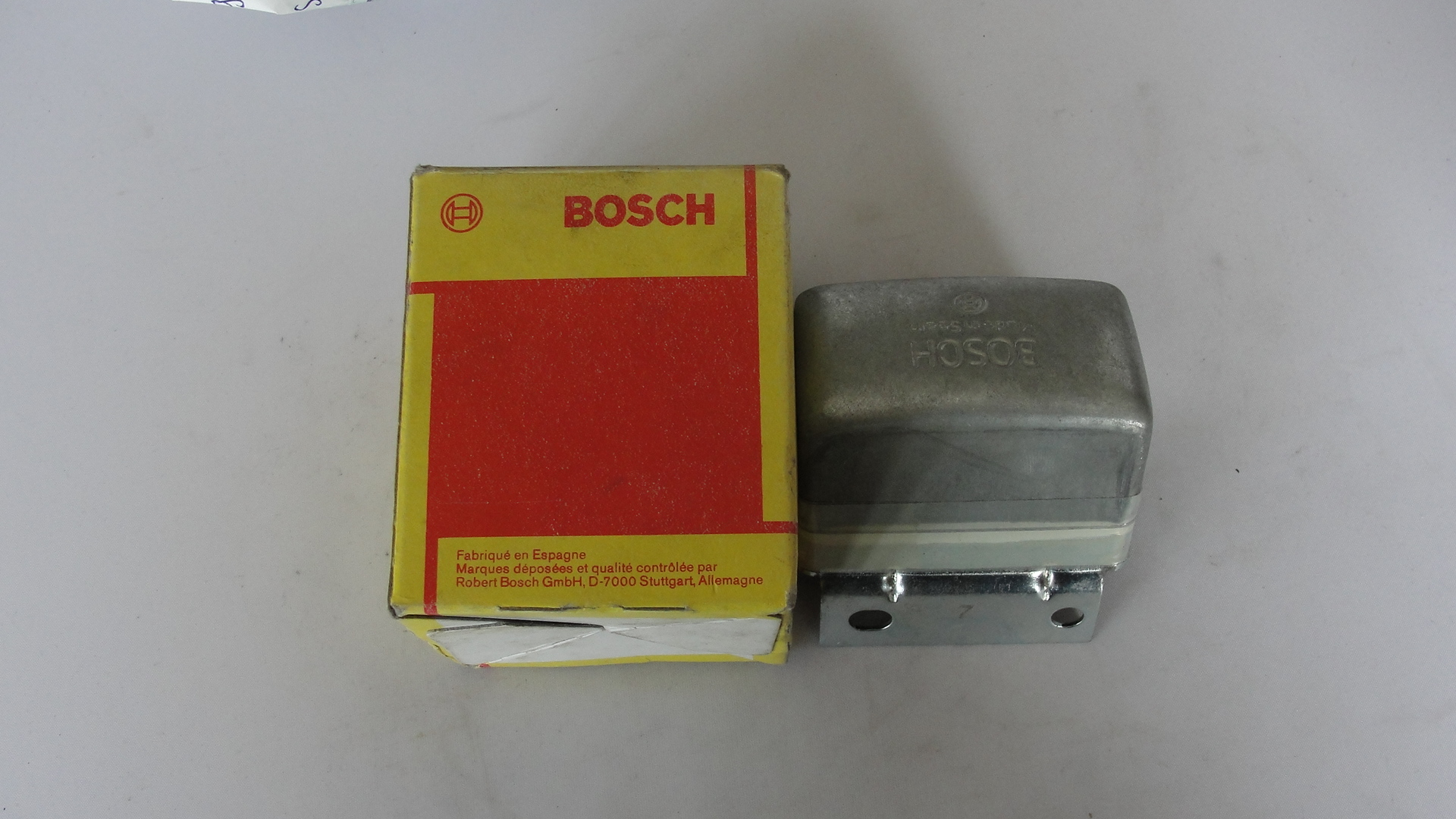 Bosch Regler Generatorregler 0192062007 Regulators régulateur regulador