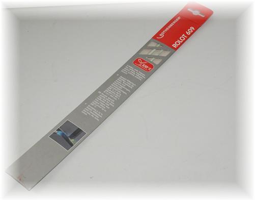 Rothenberger Spezial-Silberhartlotstäbe ROLOT 609 1 Packung Lot löten
