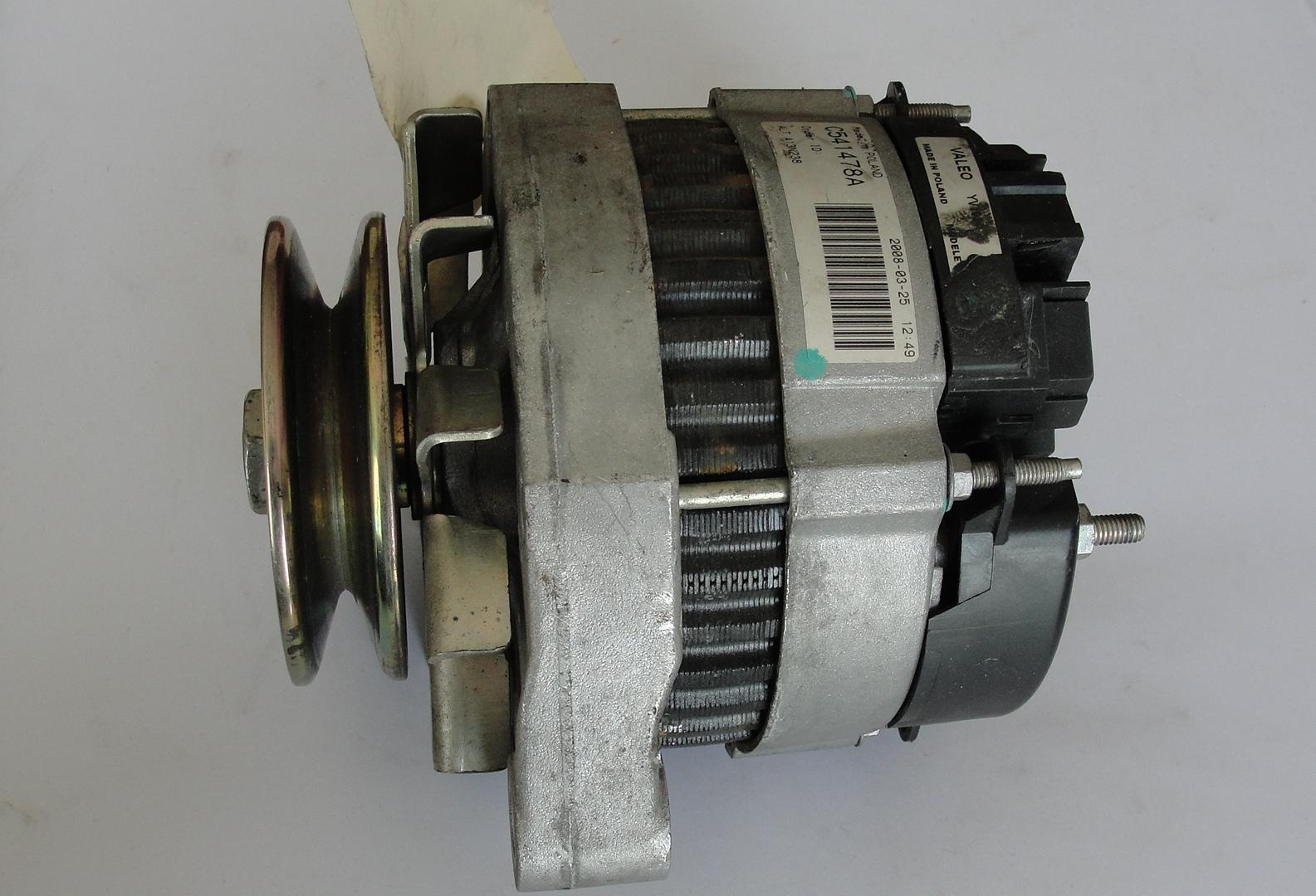Valeo Lichtmaschine 436374 Generator générateur generador