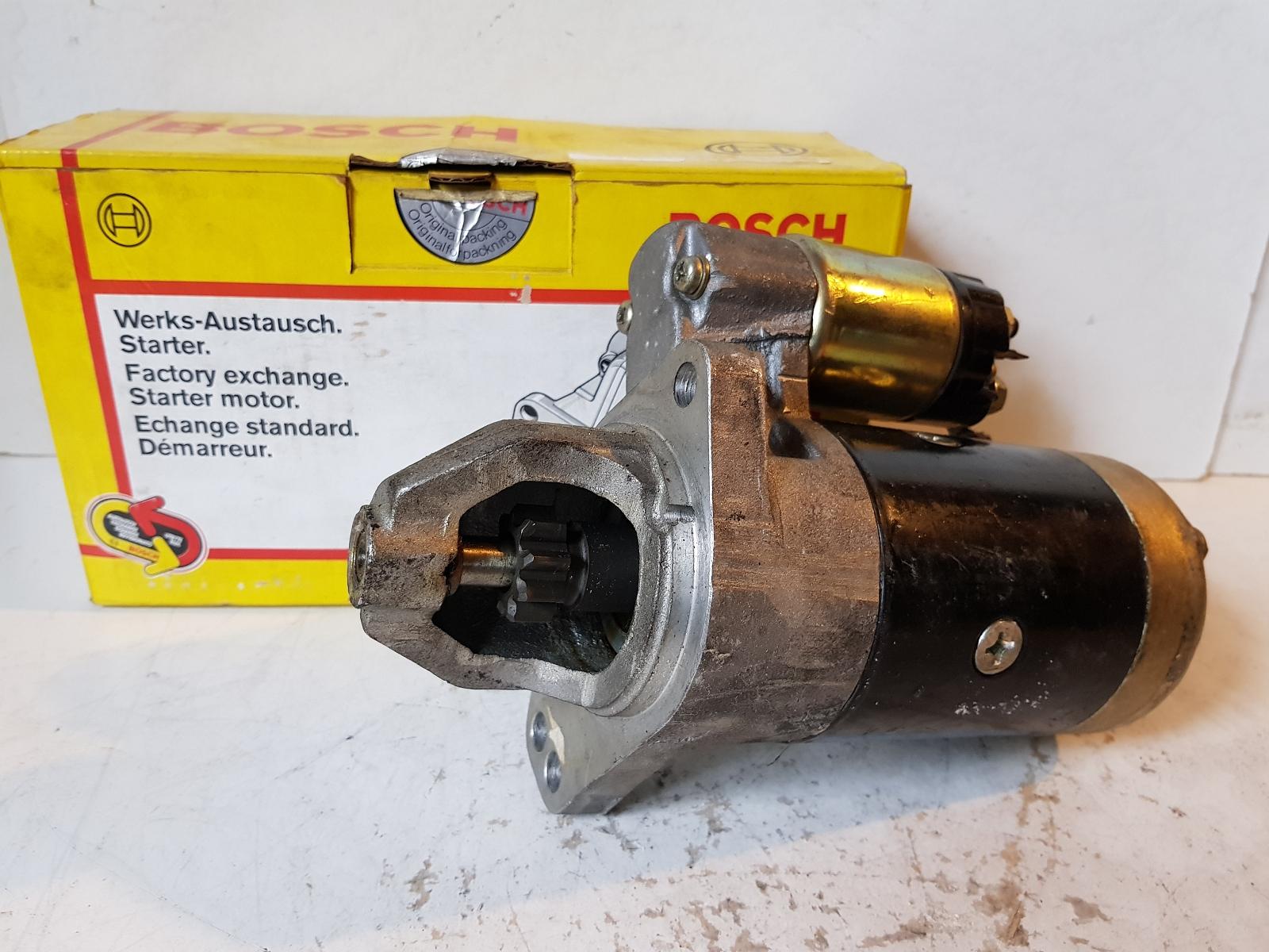 Bosch 1986000054  31200657006 Honda 12V 0,8kW Anlasser Starter