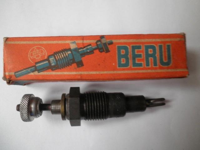 Beru Glühkerze 0100101304 GK318 GD318 glow plug Candeletta bougie