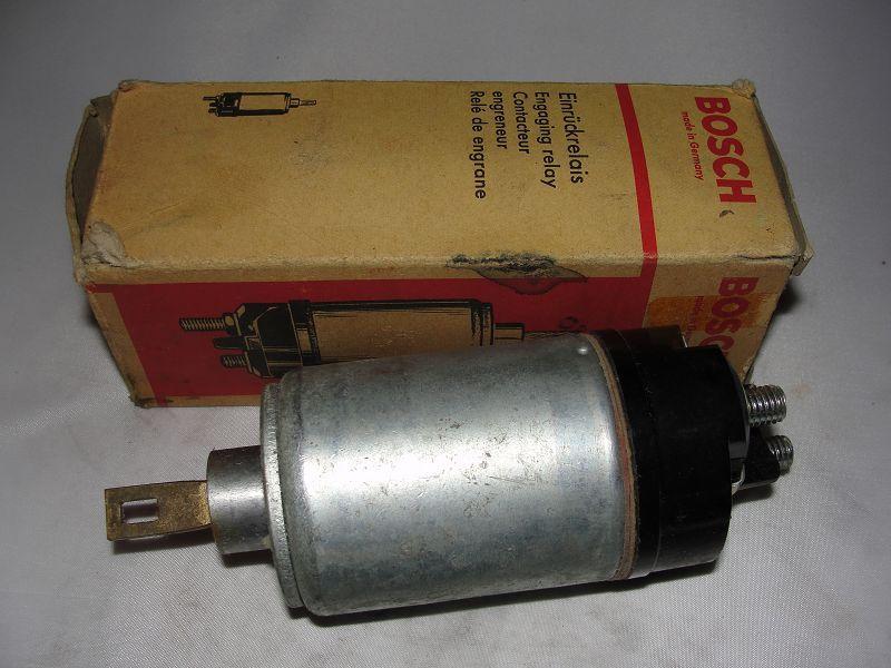 Bosch Magnetschalter 0331302003 für Anlasser contactor interruptor commutateur