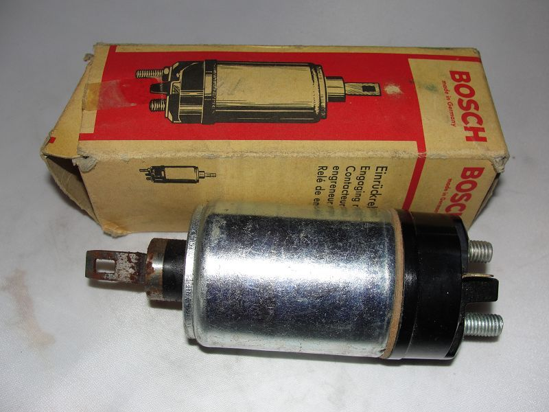 Bosch Magnetschalter 0331302053 contactor commutateur interruptor