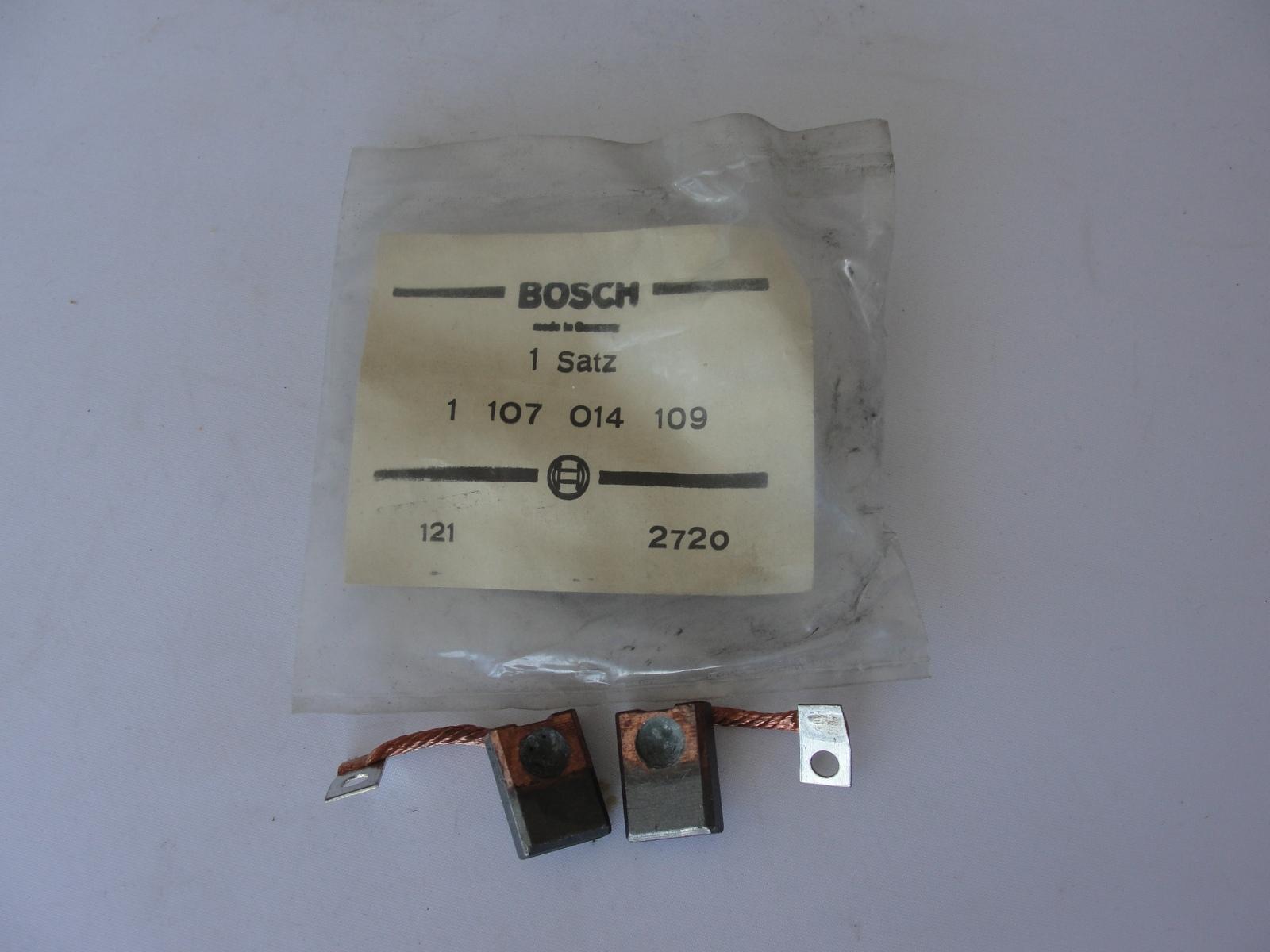 Bosch REE Kohlensatz 1107014109 Gleichstrommachine Kohl sentence  DC machine