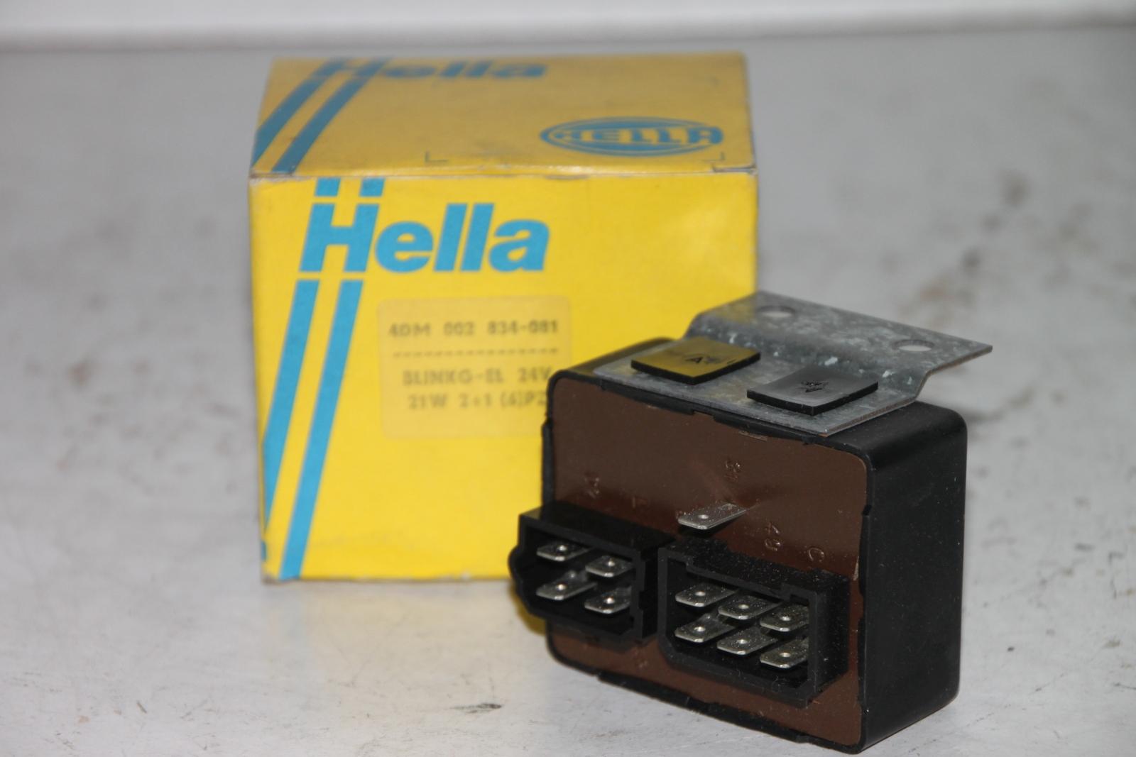 HELLA Blinkgeber  4DM002834-08 21W 24V flasher avertissement clignotant