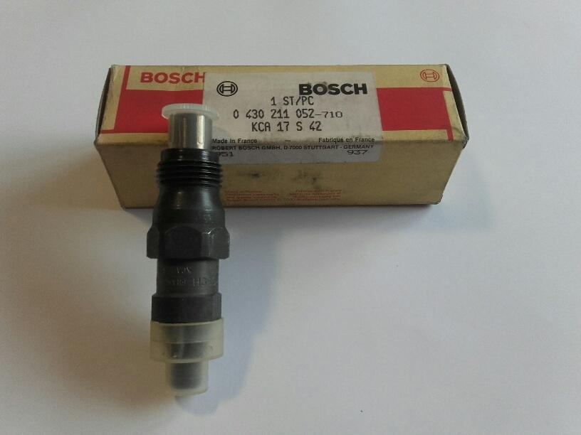 BOSCH Buse d/'injection 0434240002 dn8s143 injecteur de iniettore injekteur