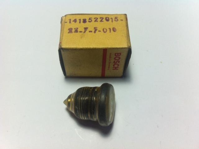 Bosch Druckventil 1418522015 Einspritzpumpe válvula pressure relief valve