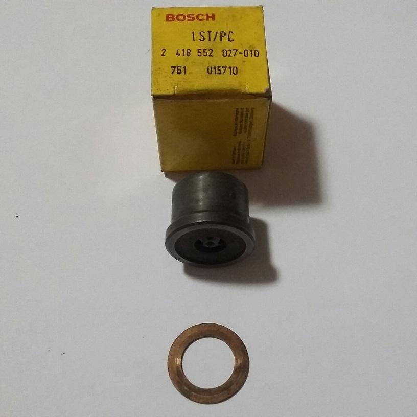 Bosch  Druckventil 2418552027 für Einspritzpumpe válvula pressure reli