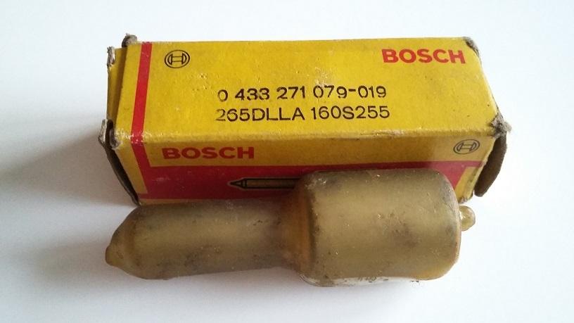 Ugello di iniezione BOSCH 0433271079 dlla 160s255 Injector Iniettore injekteur