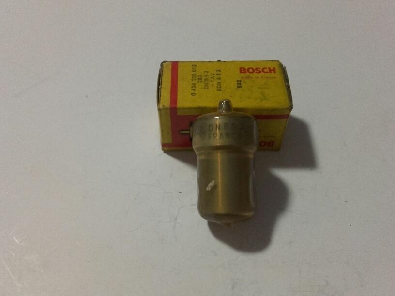 Bosch 0434200012 Einspritzdüse DN8S2 Injector Iniettore Injekteur Diesel