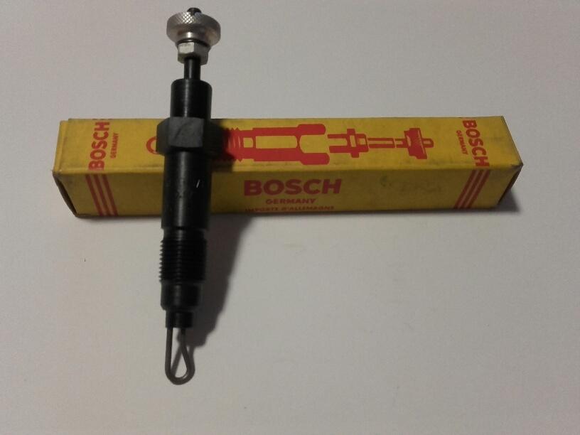 4x Bosch Glühkerze 0250101001 KE/GE1/1 glow plug Candeletta bougie de préchauffa