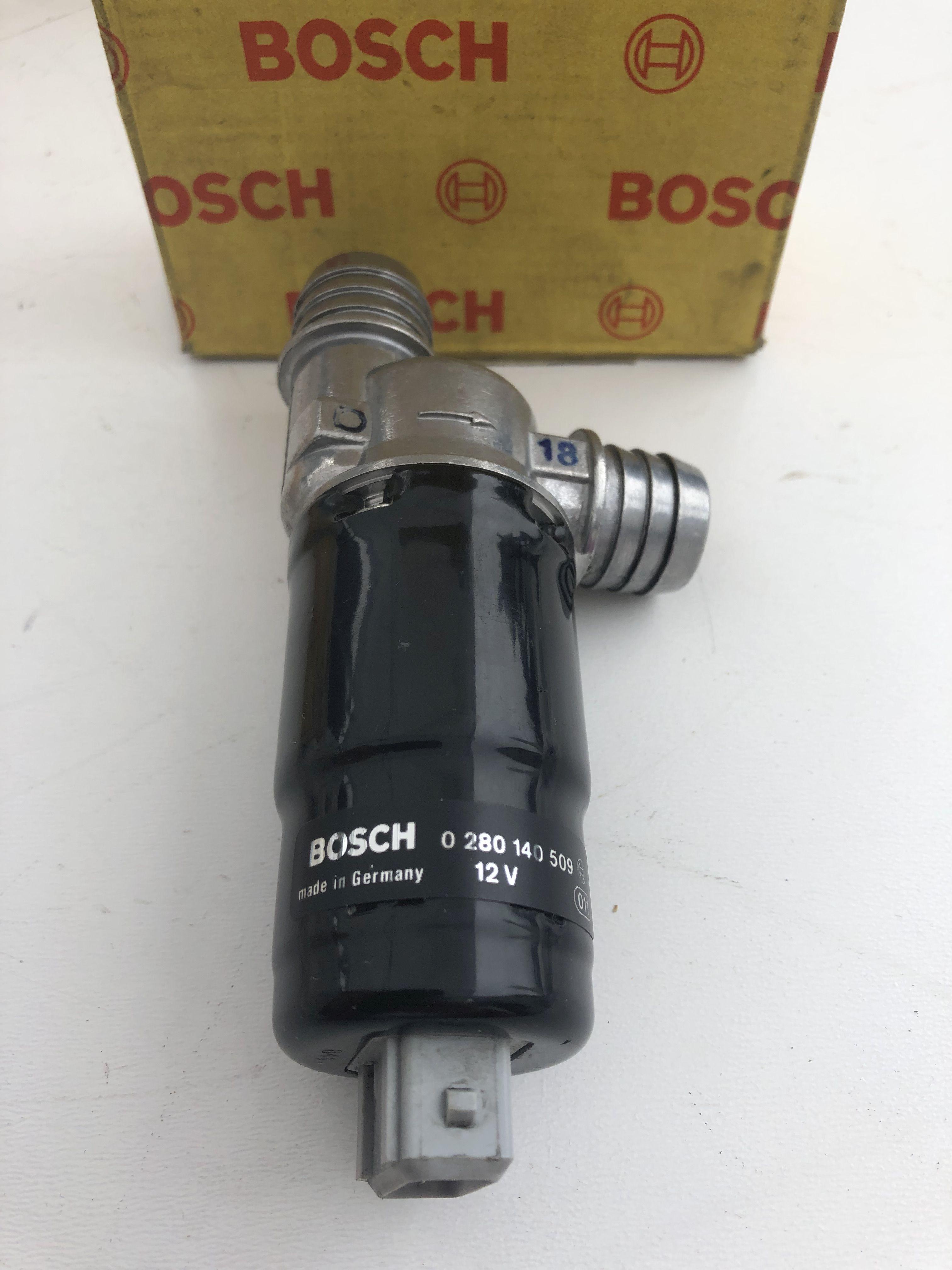Bosch 0280140509 Leerlaufventil Contrôleurs inactifs Idle controllers Porsche