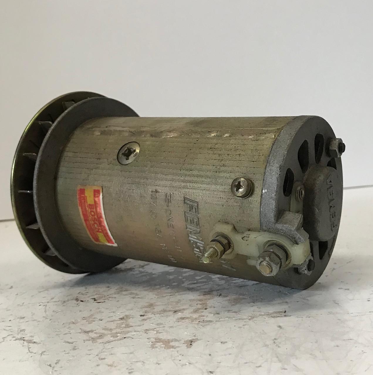 Femsa Gleichstromlichtmaschine DNE 12-11 12V/14A Generator ancre ancla anchor