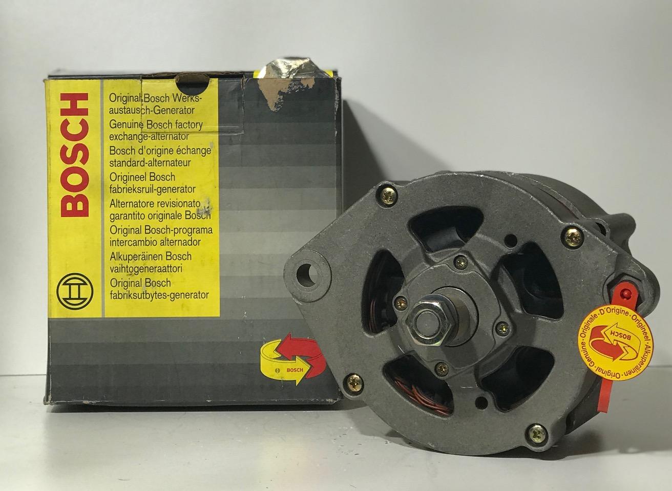 Bosch Lichtmaschine 0986034420 Generator 28V 55A Alternateur 0120469549 Iveco
