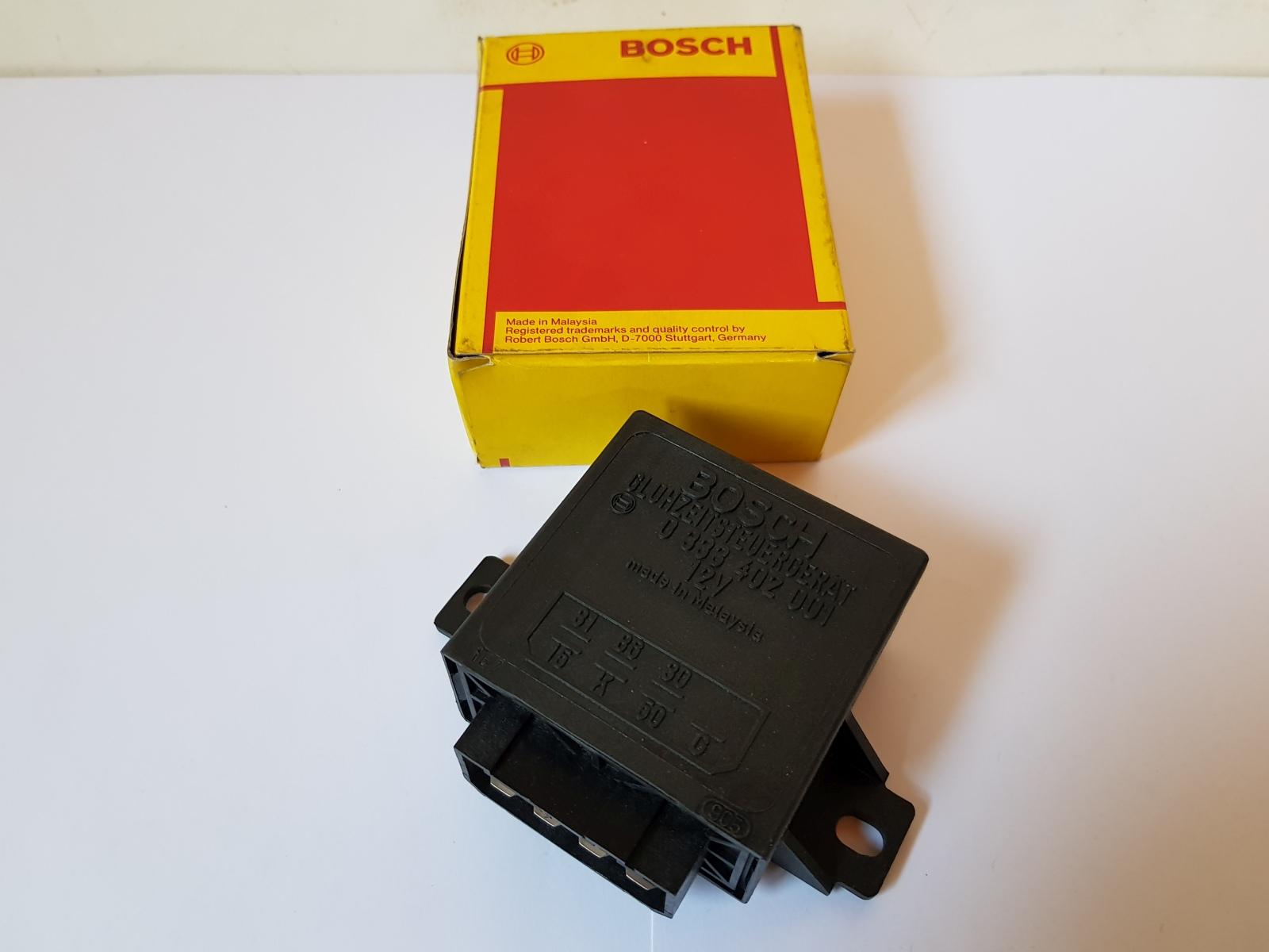 Bosch Glühzeit-Relais Steuergerät 0333402001-805 Glühanlage Alfa Renault