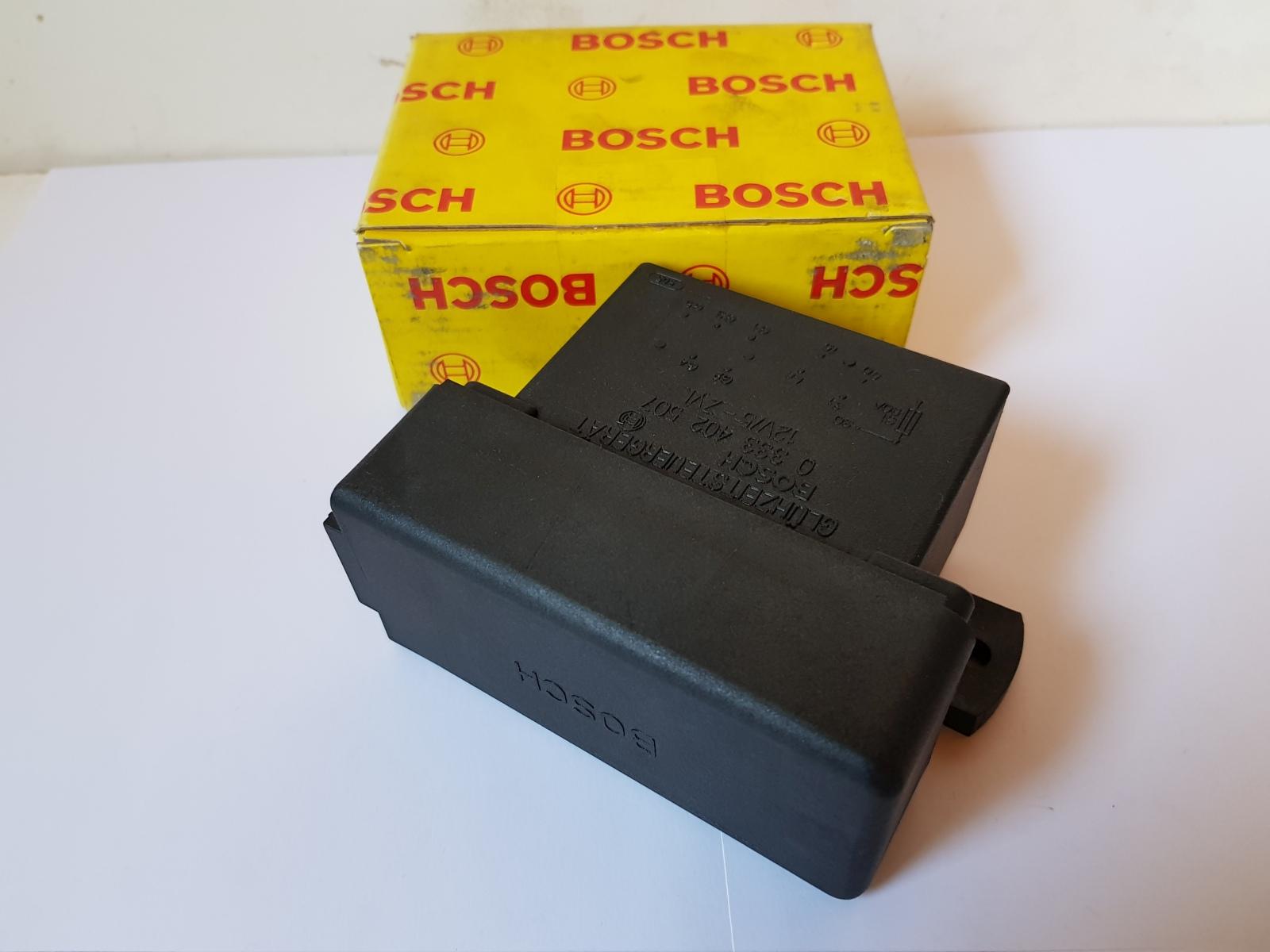 Bosch Glühzeit-Relais Steuergerät 0333402507-805 0201010071 Glühanlage Mercedes