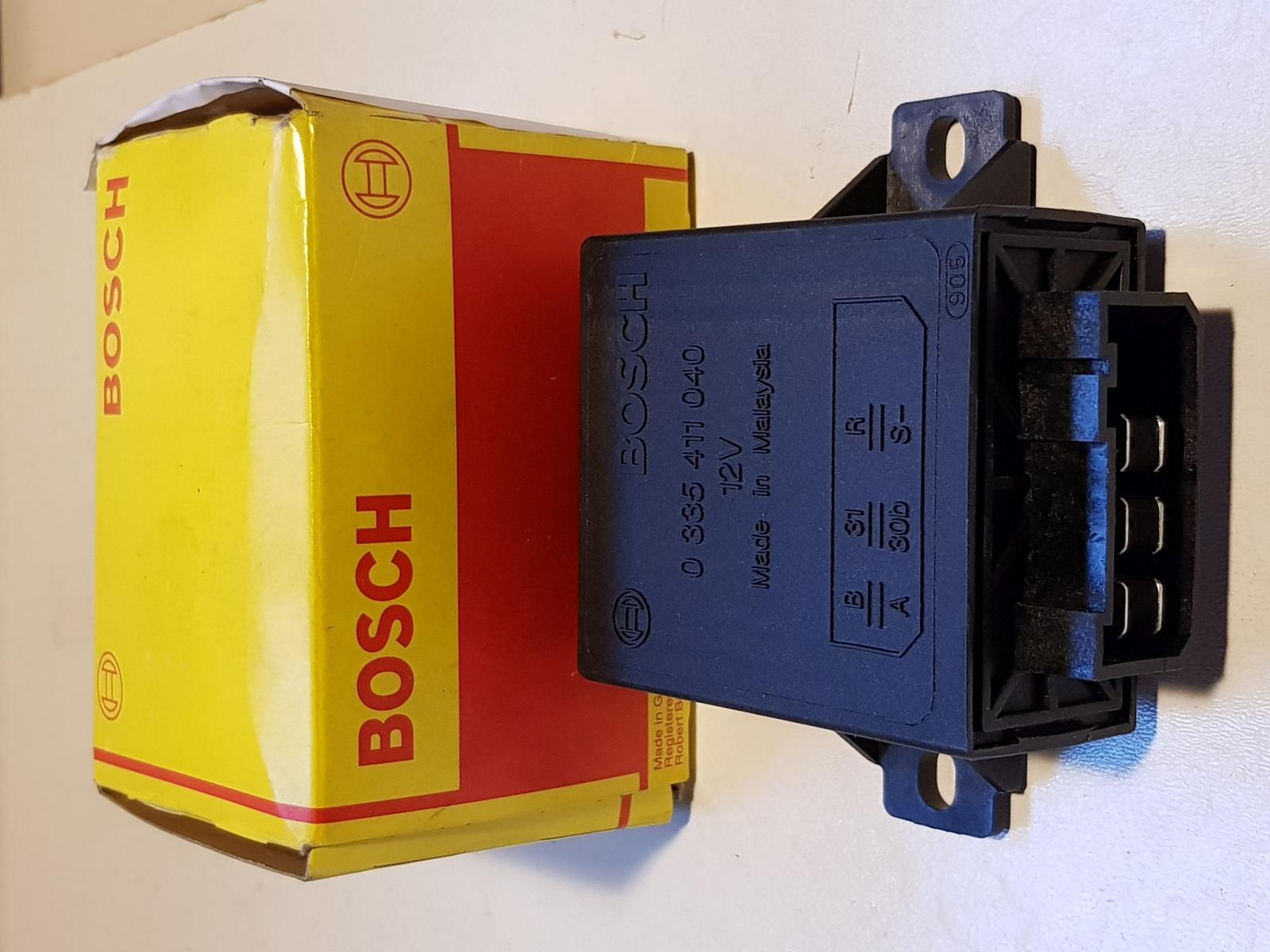Bosch Relais Starter 0335411040 12V Relay relé