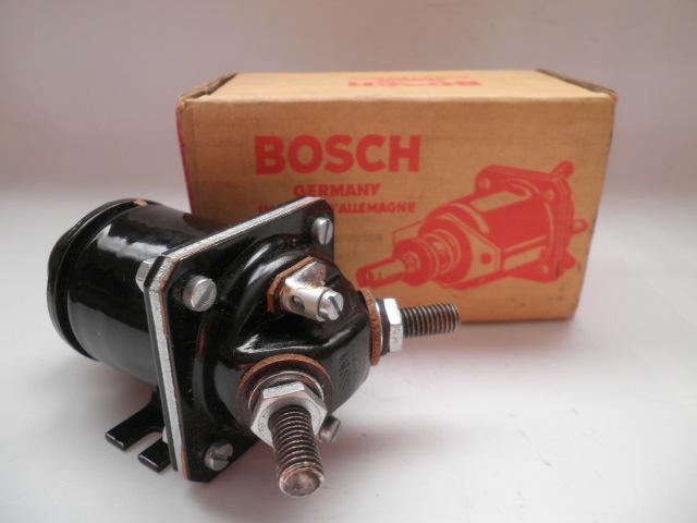 Bosch Relais Starter 0333006006 SSM120L27Z Magnetschalter rele Relay relé