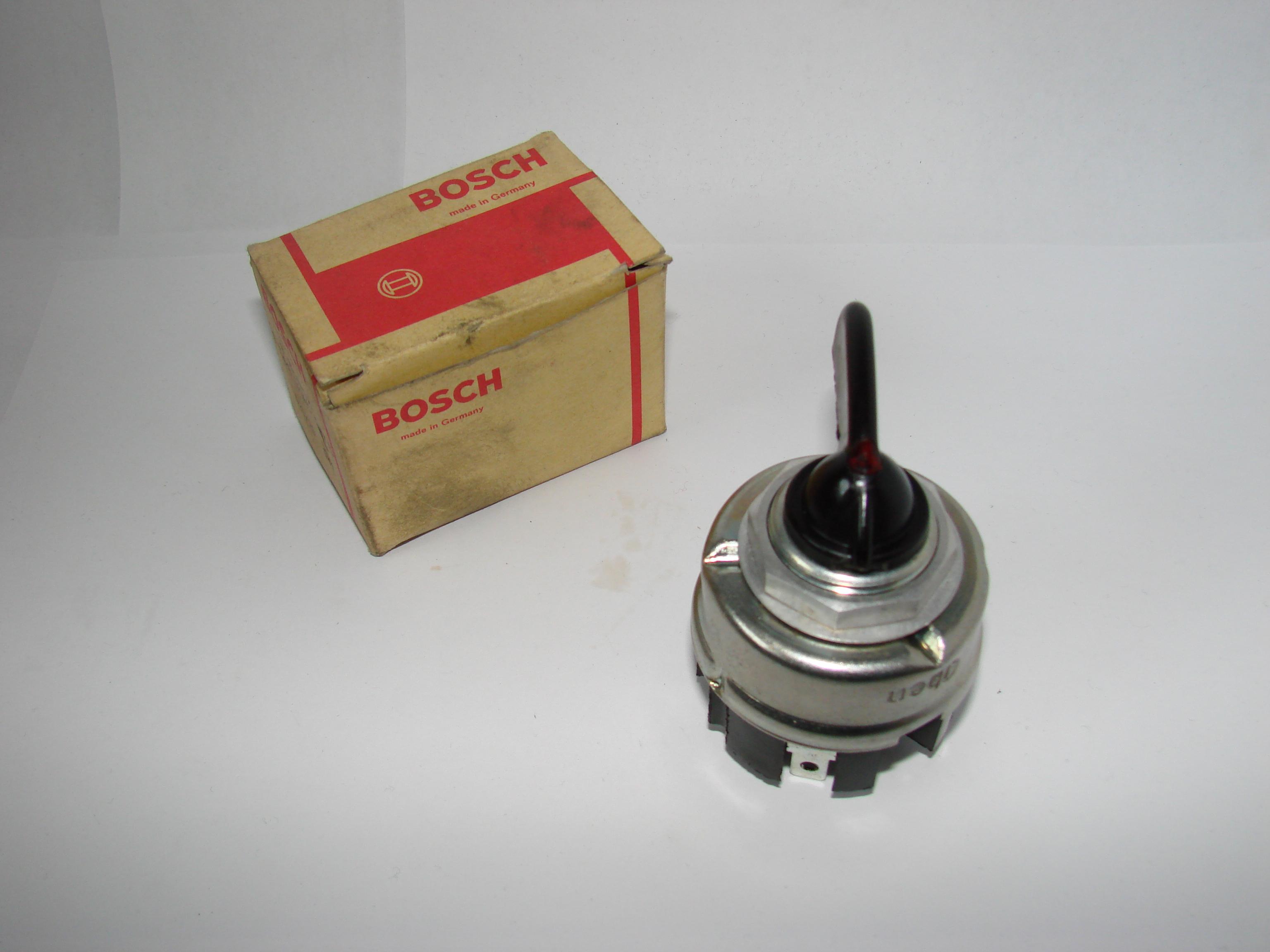 Bosch 0341301005 Schalter Blinkschalter Case IH Fendt Steyr Massey Ferguson