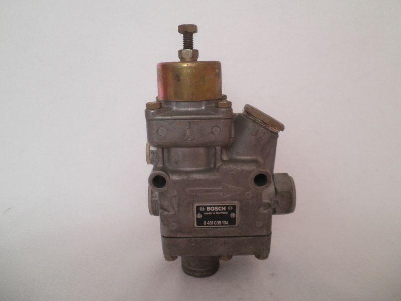 Bosch Druckregler 0481039104  Knorr Bremse pressure regulator