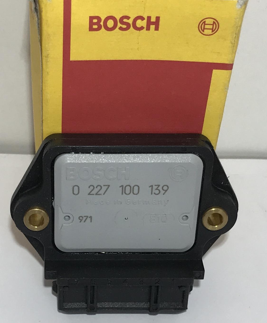 Bosch 0227100139 Schaltgerät Zündsteuergerät Zündung Steuerung Ignition Control