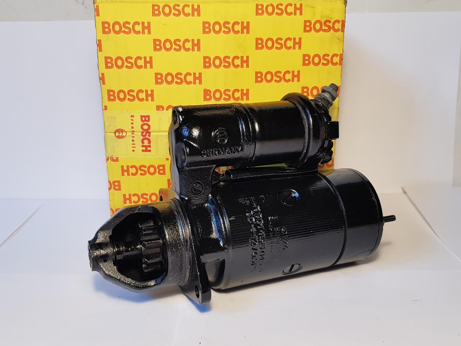Bosch 0001155015 Anlasser Starter 12V 0,5PS Demarreur Estarter Mercedes-Benz