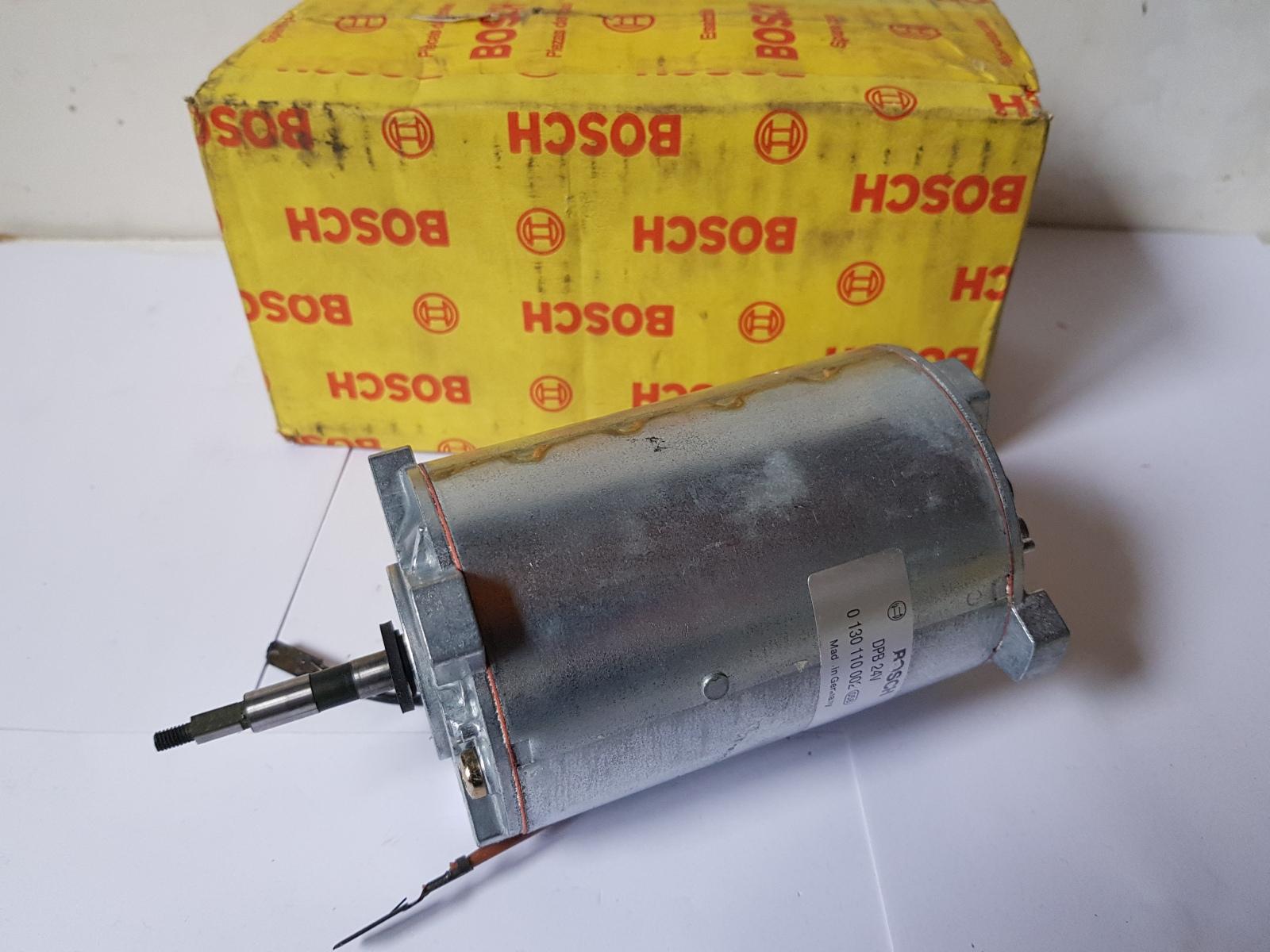 Bosch 0130110002 Gleichstrommotor Motor Umwälzpumpe Blower Elektromotor
