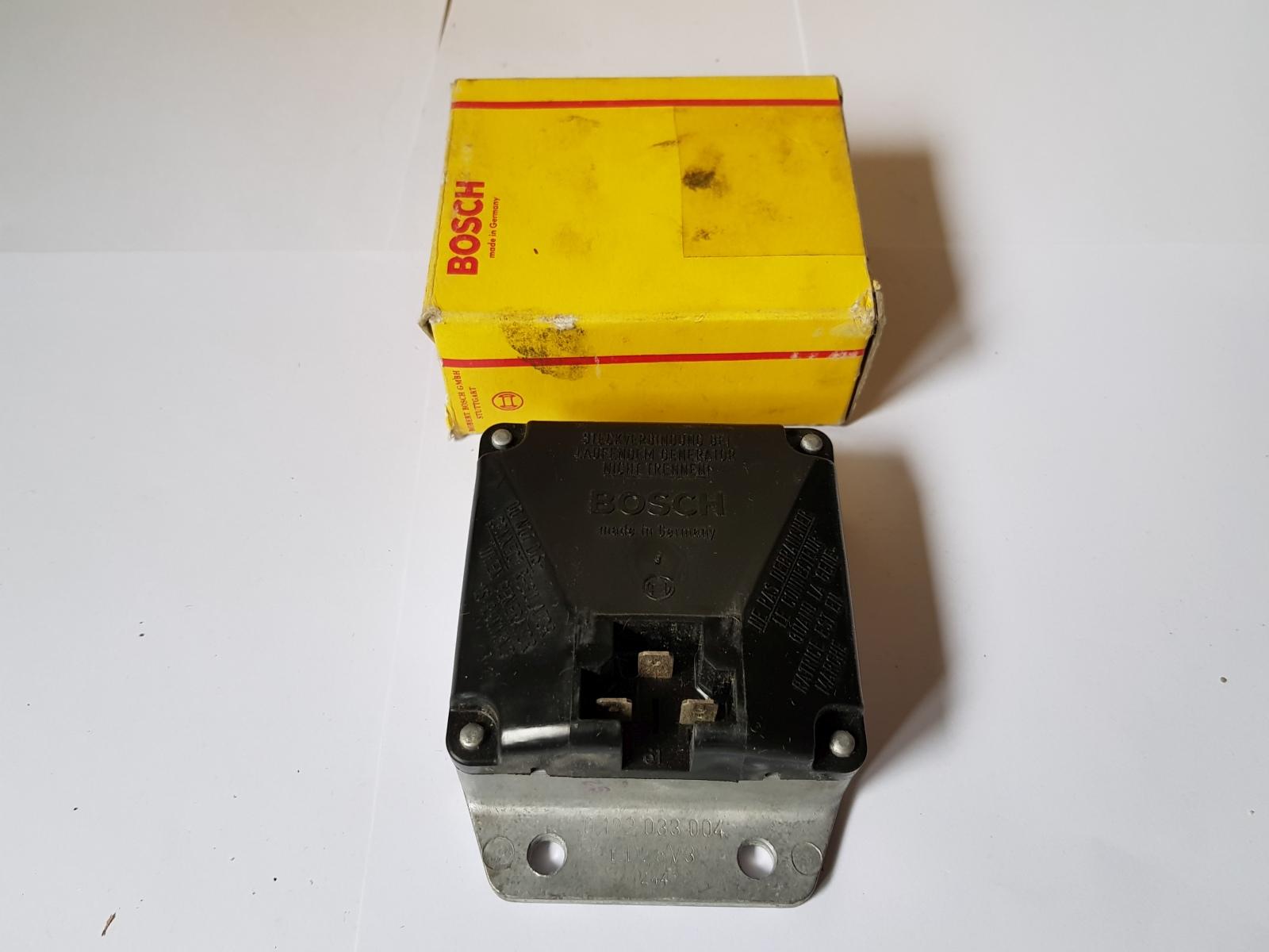 Bosch 0192033004 Generatorregler 28V ED28V3 Regler Spannungsregler Schalter