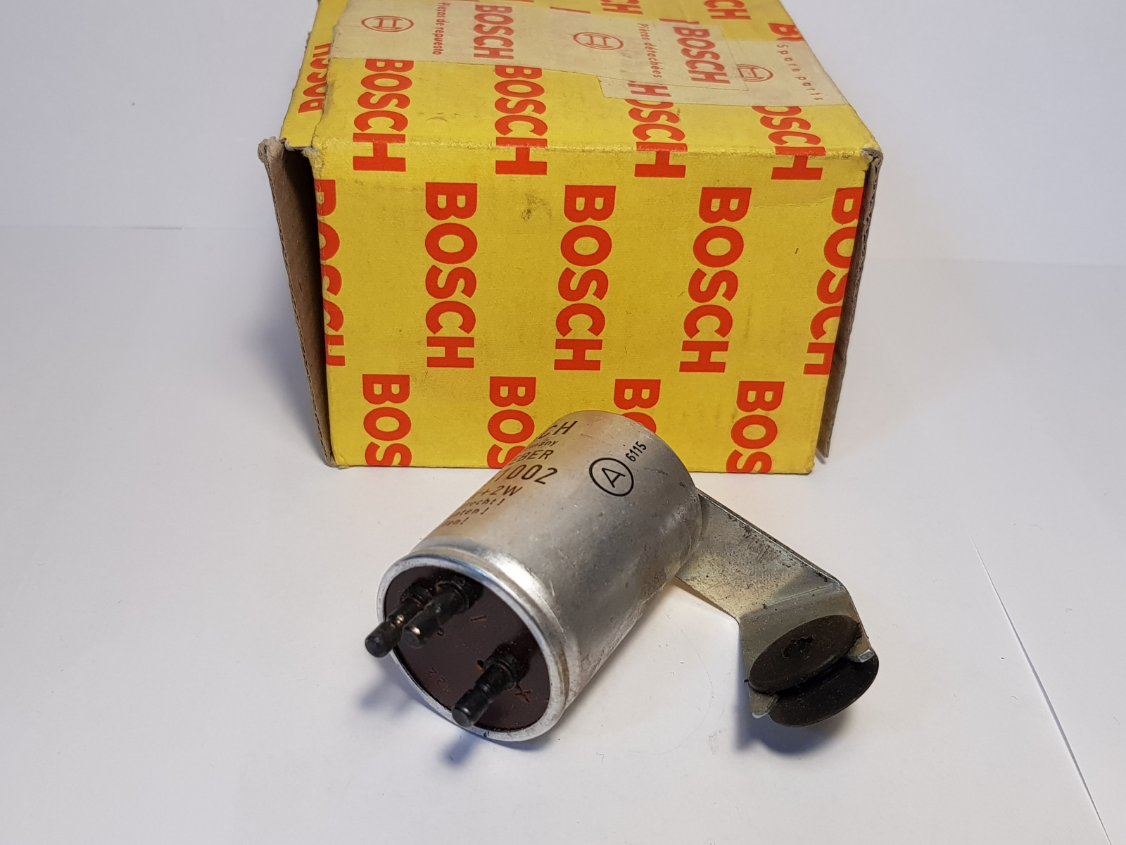 Bosch 0336251002 Blinkgeber Blinkergeber 6V 2x18W Elektrisch Indicator Unit