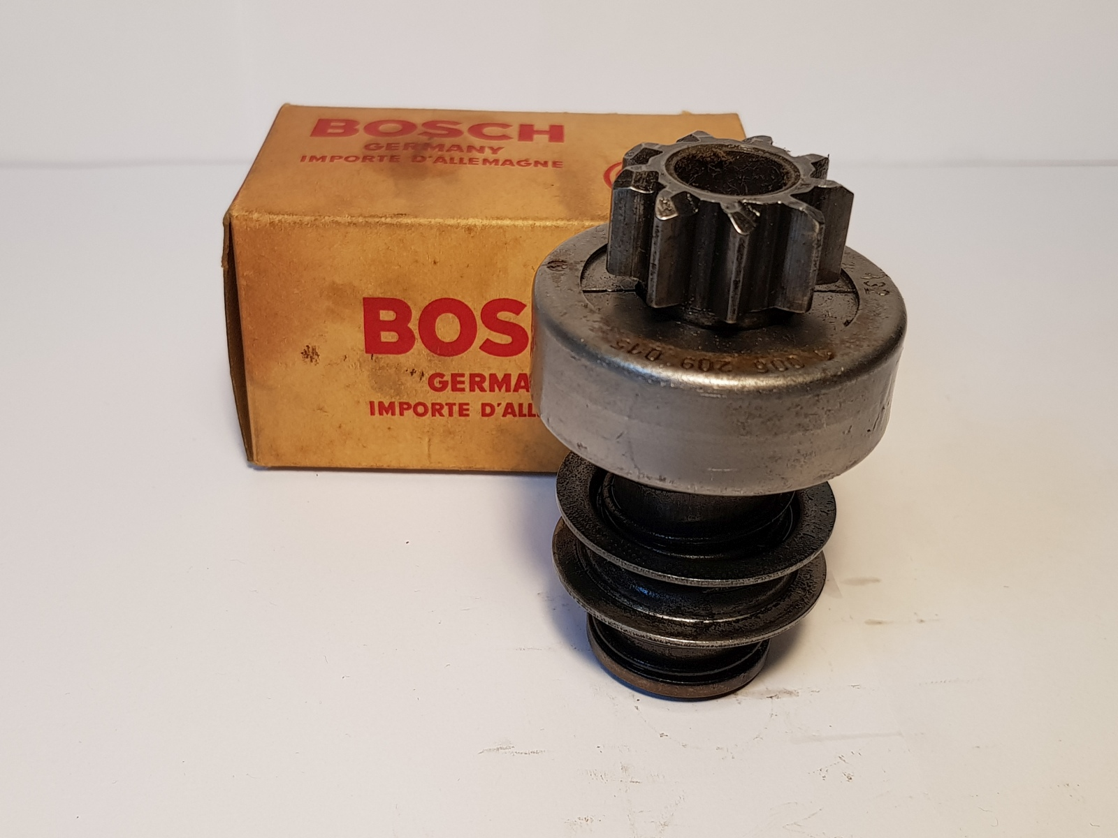 Bosch 1006209015 Ritzel Anlasserritzel Freilaufgetriebe Freilauf Pinion